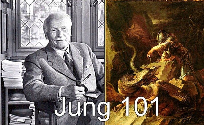 Jung 101: Introduction to Jungian Psychology