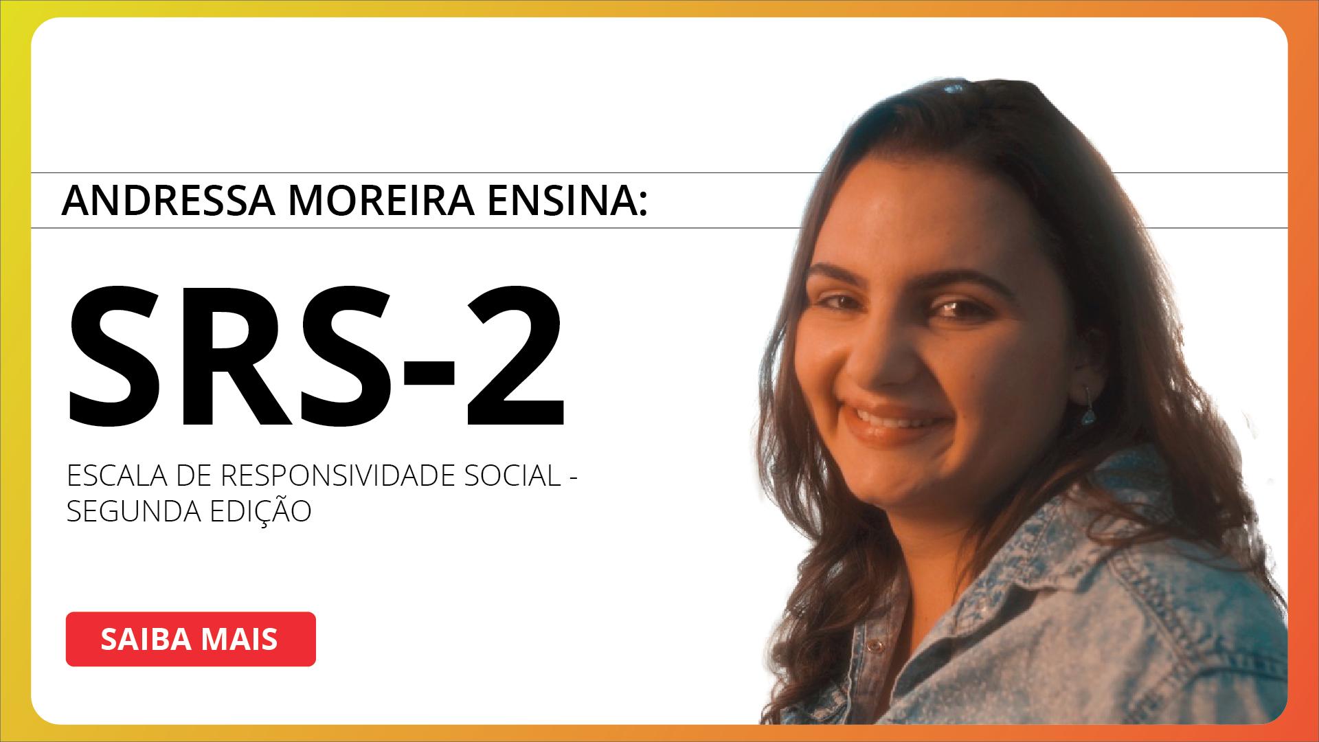 SRS-2: Escala de responsividade social - Segunda Edição