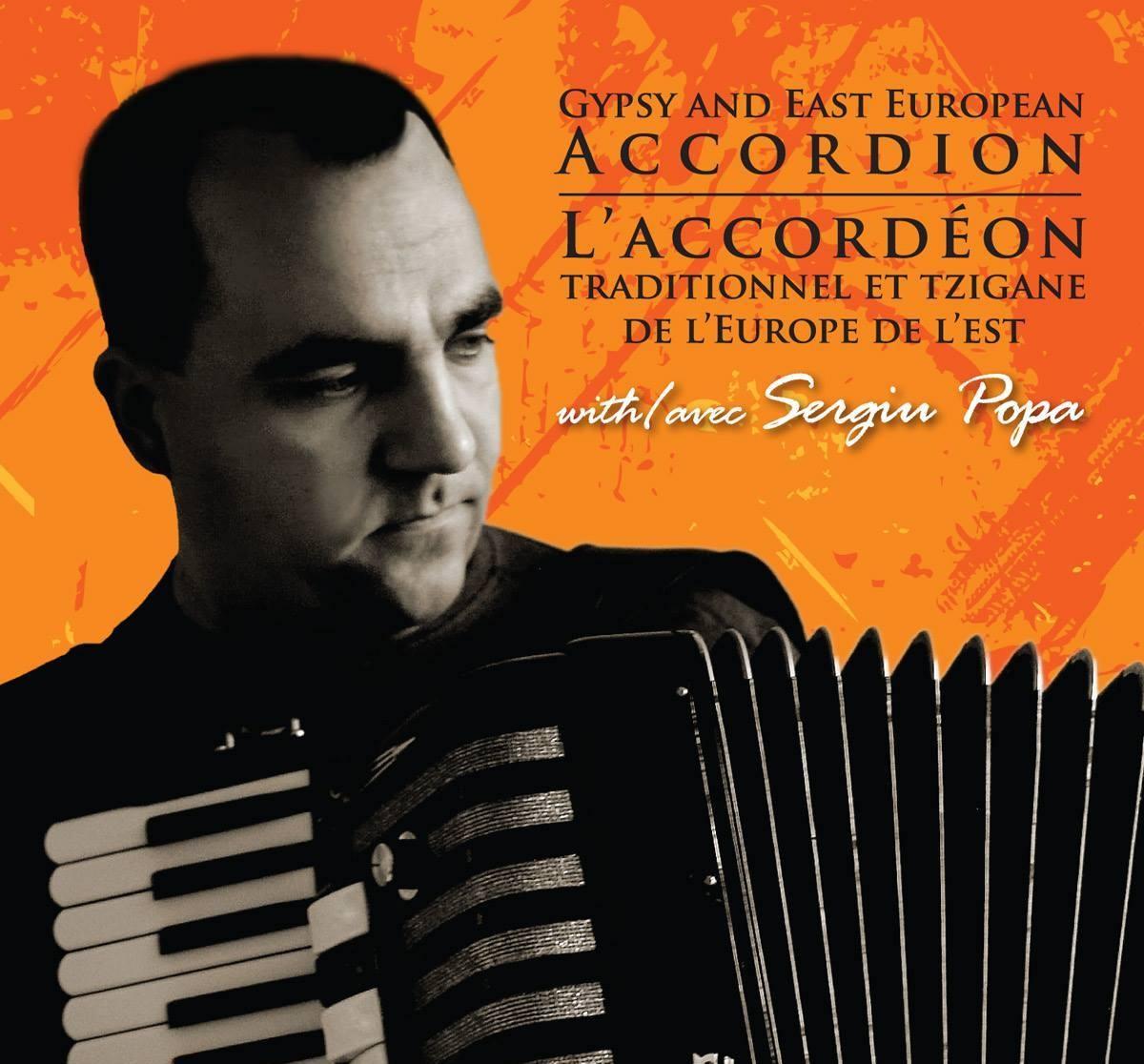 Gypsy and Eastern European Accordion with Sergiu Popa