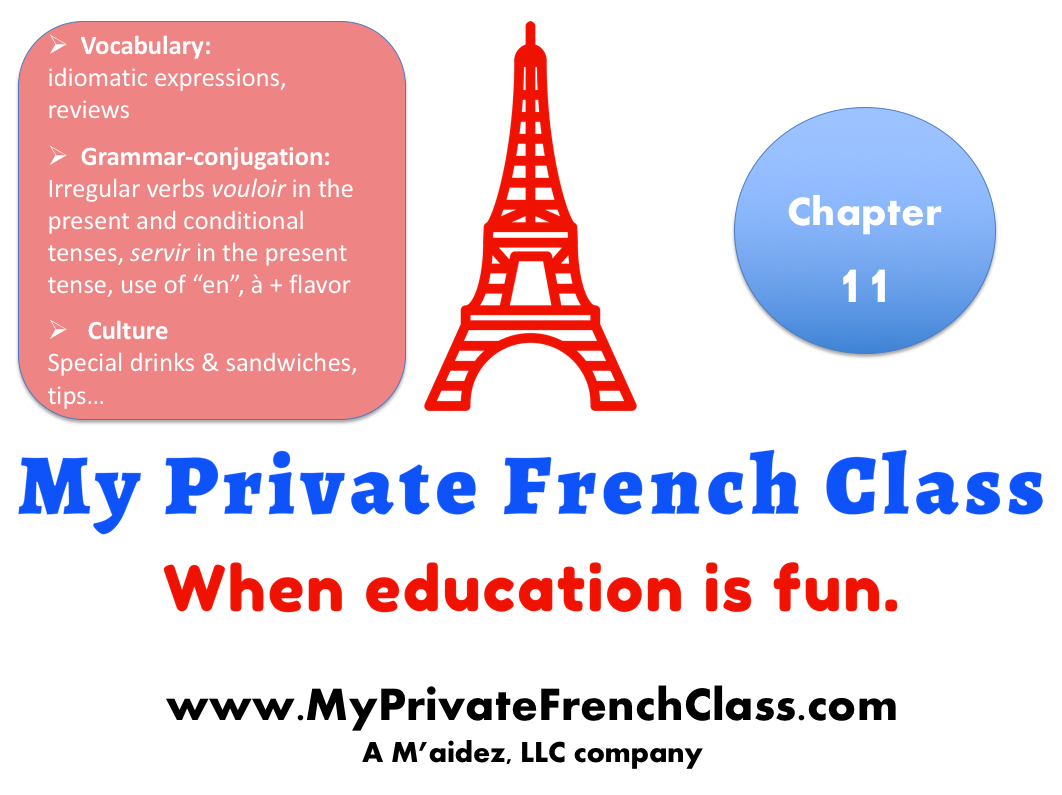 French 101 - chapter 11