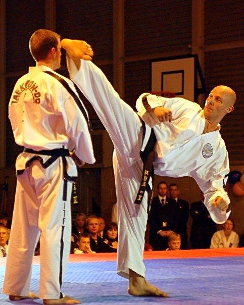 World Taekwondo Champion, GB Head Coach and 7th Dan Master
