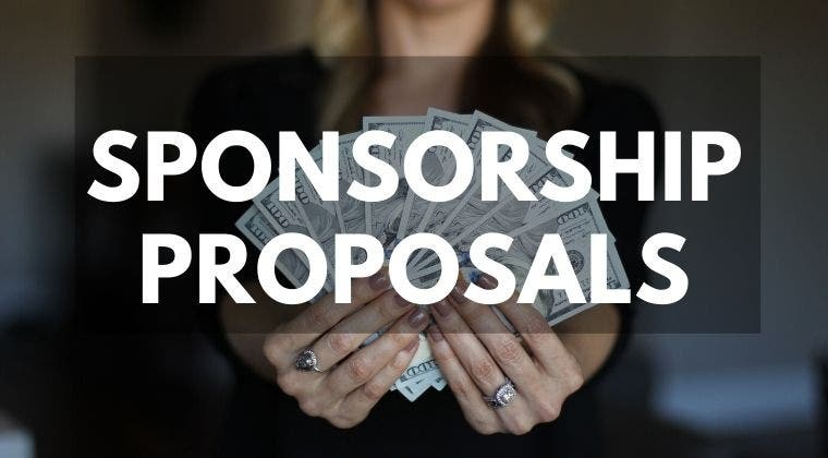 CREATING A SPONSORSHIP PROPOSAL