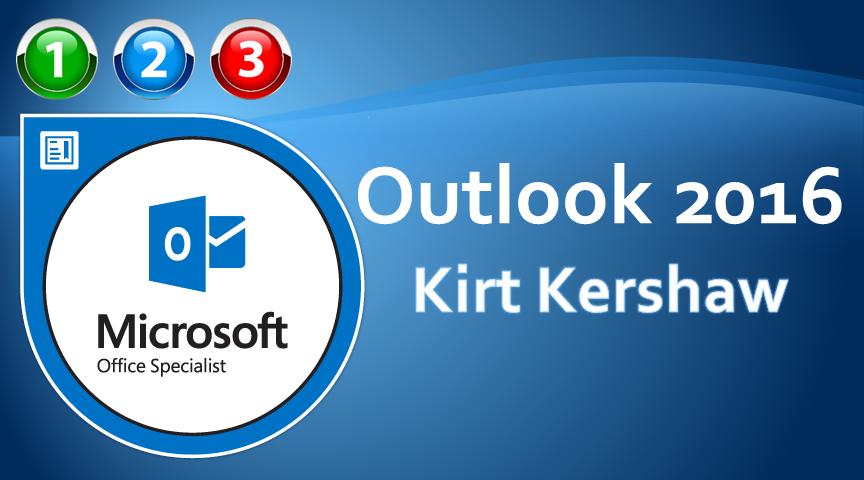Outlook 2016 Beginner to Advanced