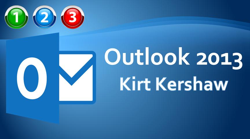 Outlook 2013 Beginner to Advanced