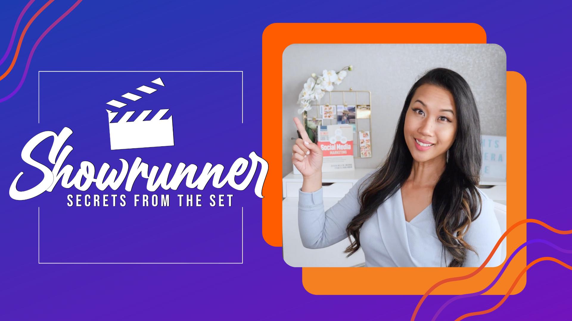 Showrunner: Secrets from the Set