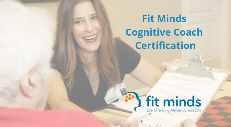 Fit Minds Cognitive Coach Certification