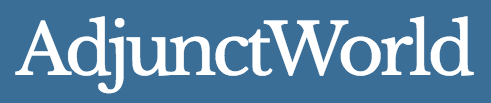 AdjunctWorld Self-Paced Online Teaching Courses