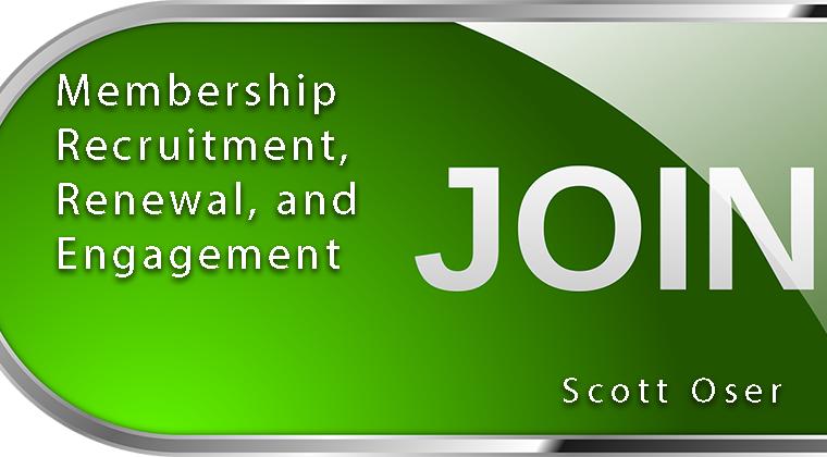 Membership Recruitment, Renewal, and Engagement