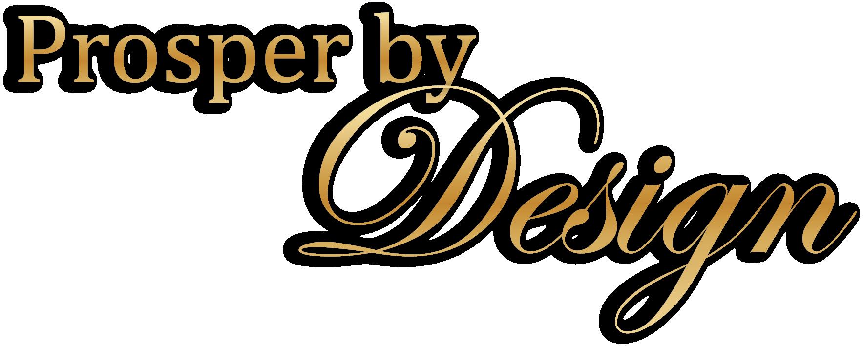 Prosper By Design Coach Certification