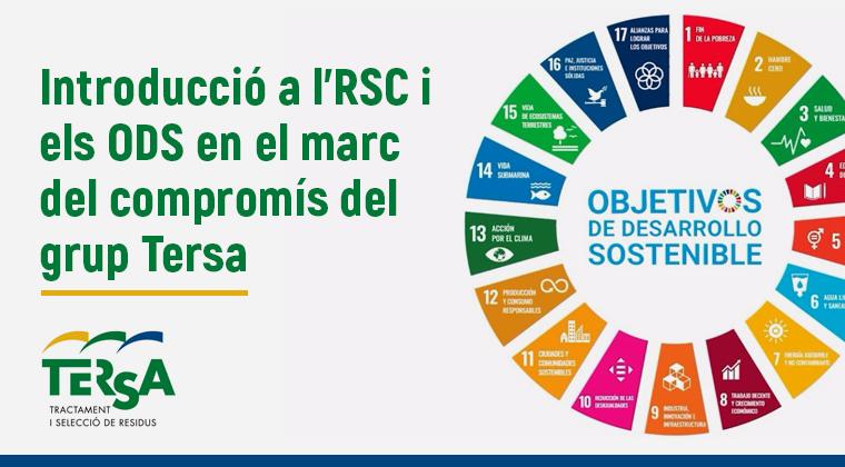 Introducción a la RSC y los ODS