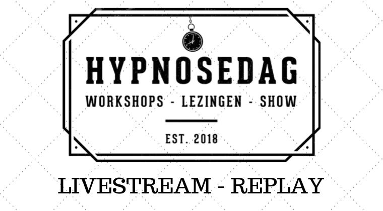HypnoseDag 2019 - Livestream (Replay)