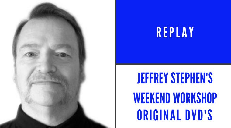Jeffrey Stephens Weekend Workshop