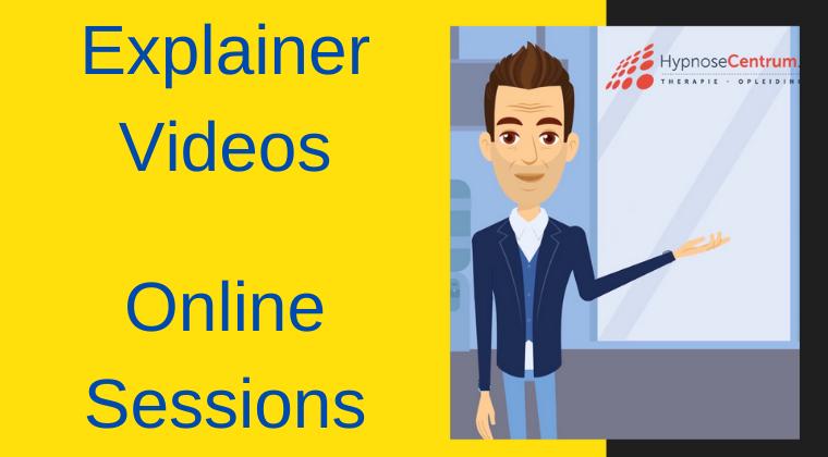 Explainer Video Online Sessions