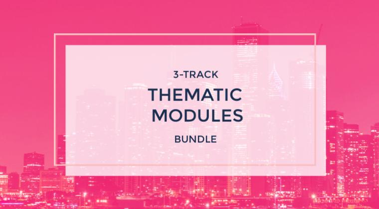 Bring It 3-Module Bundle