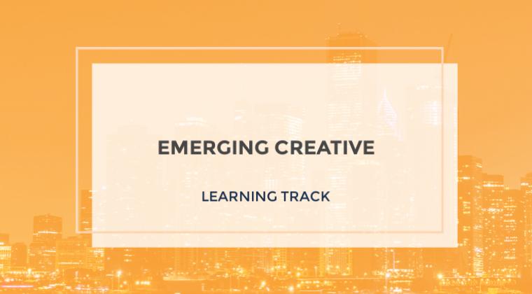 The 29% Emerging Creative Track