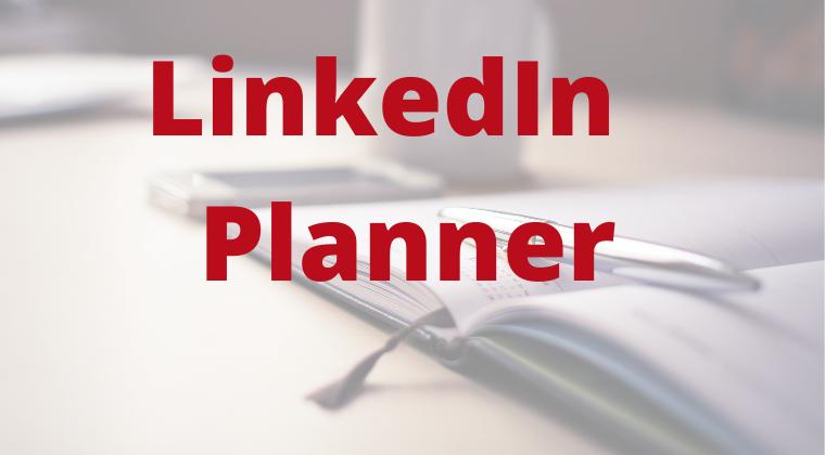 LinkedIn Planner