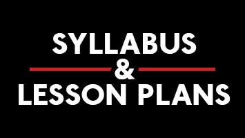 Syllabuses & Lesson Plans