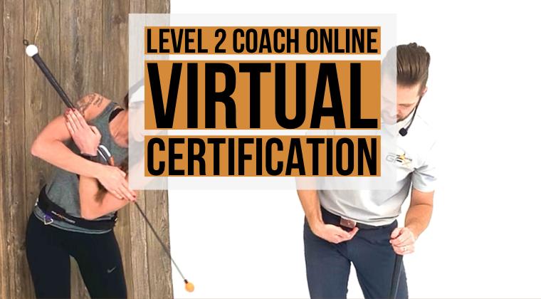 Level 2 Coach Online Virtual Certification