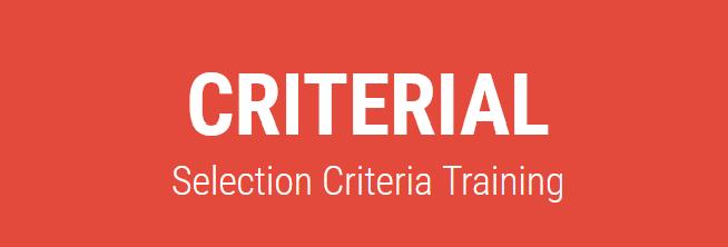 Criterial