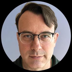 Portrait of Scott Onstott