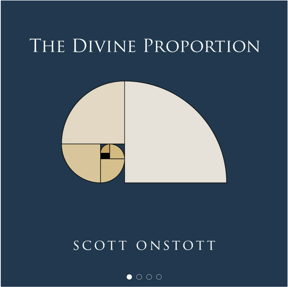 The Divine Proportion book cover