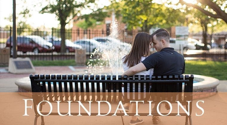 Marriage Foundations For Couples (Video Course + Printable Workbook)