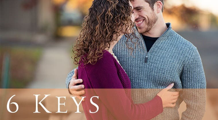 The 6 Keys to Fun, Love and Connection Course (Written, Module Course)