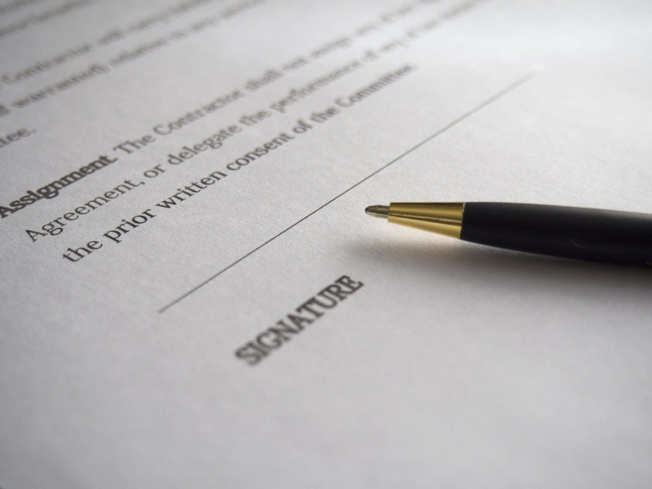General Data Protection Regulation (GDPR) Supplier Contract Template