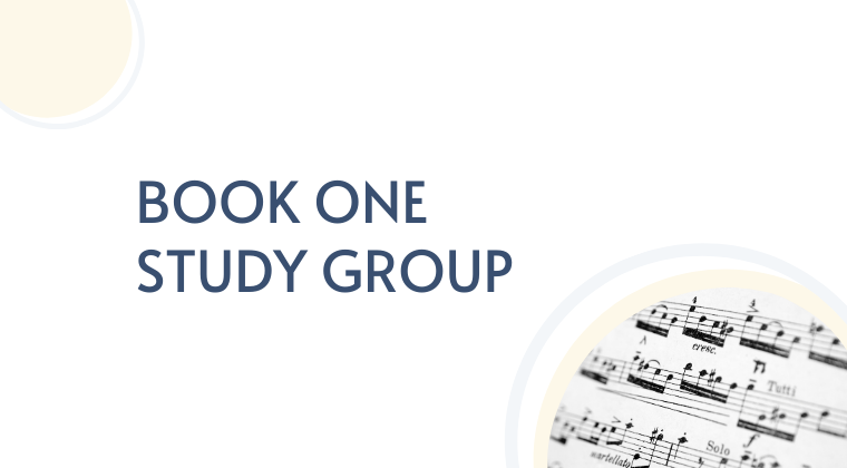 Book 1 Study Group