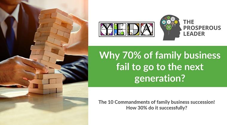 The 10 Commandments of Family Business Succession Mini Course