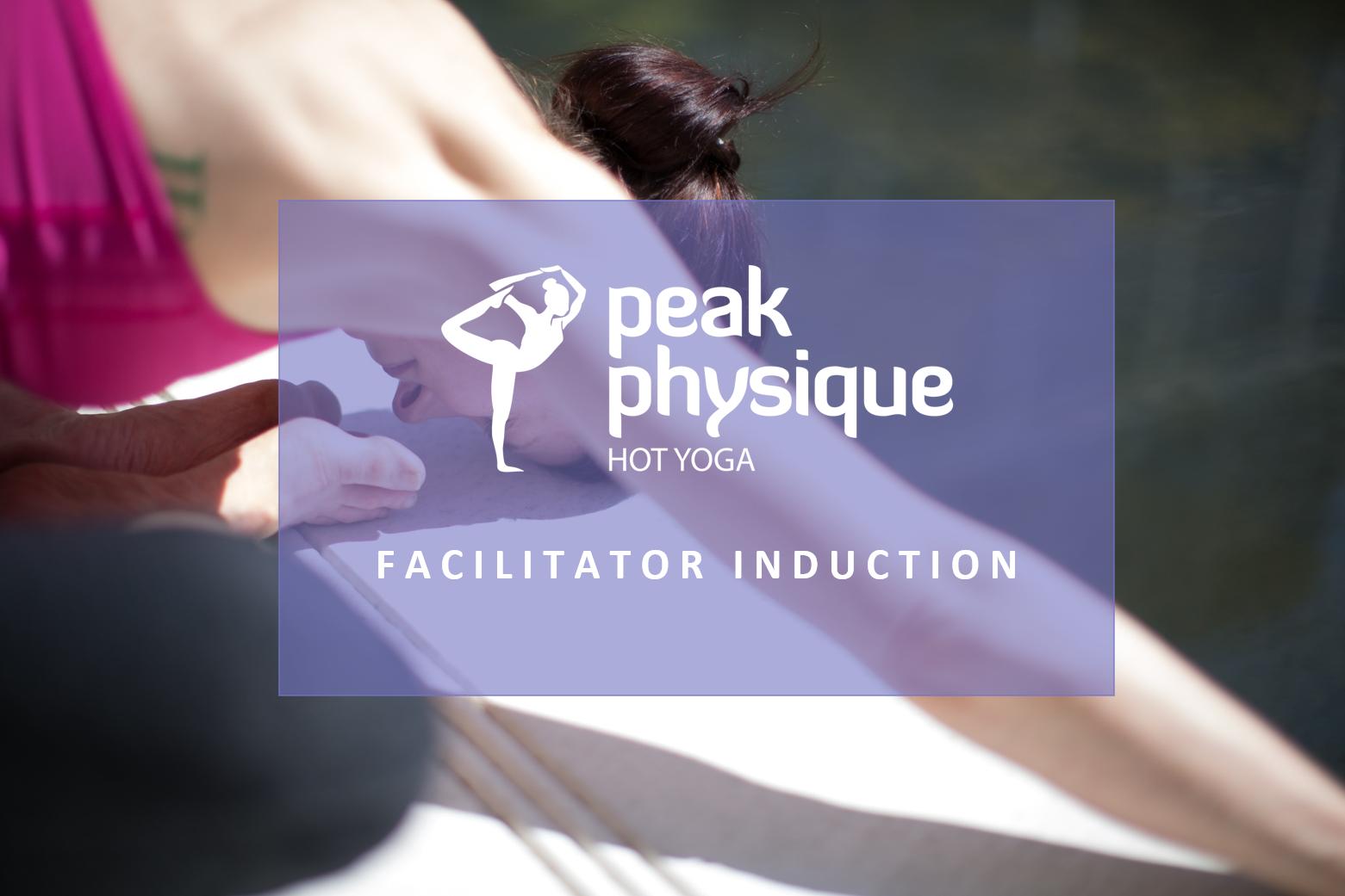 Peak Physique Supervisor Course