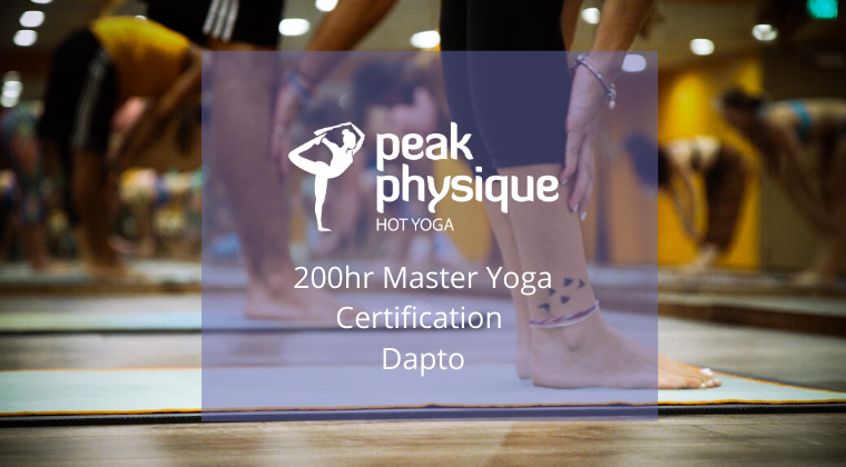 200h Master Yoga Certification Training Dapto