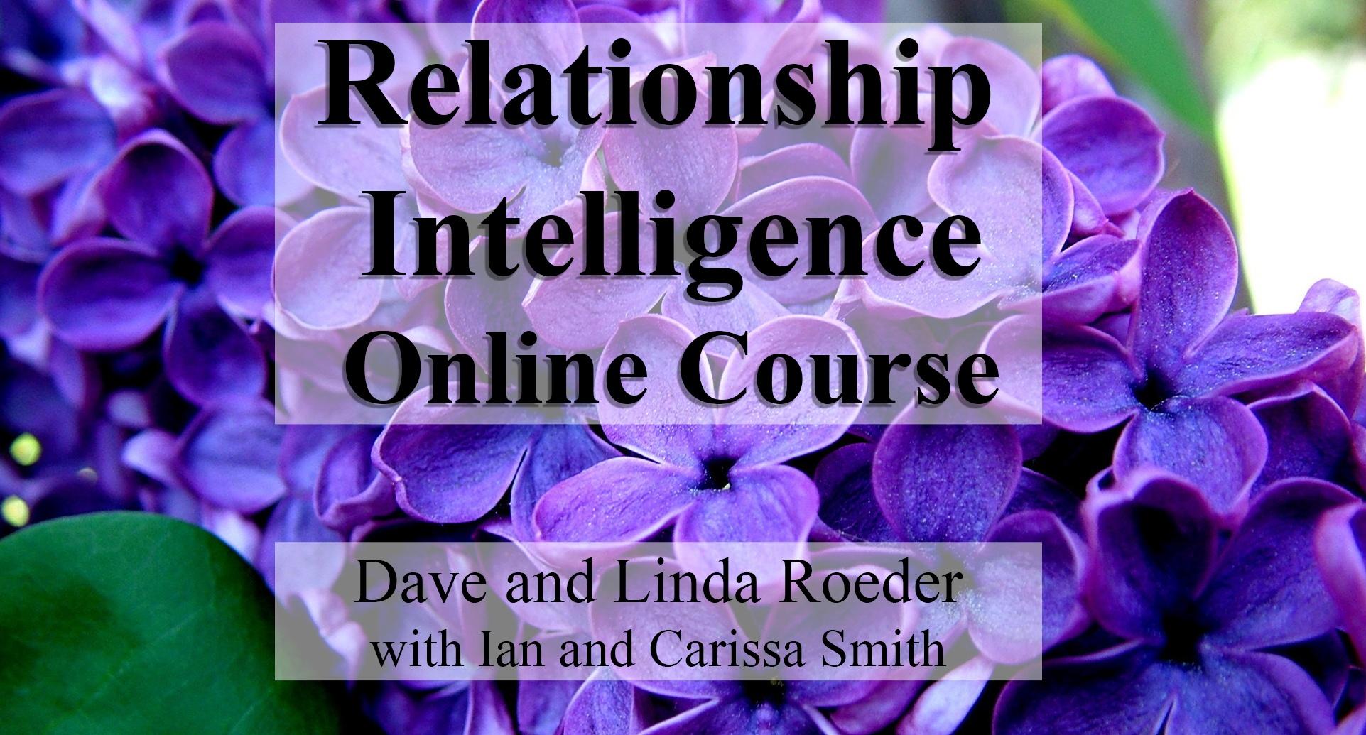 Relationship Intelligence Online Course