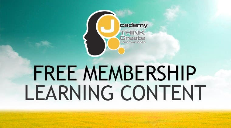 Jcademy Free Learning Resources