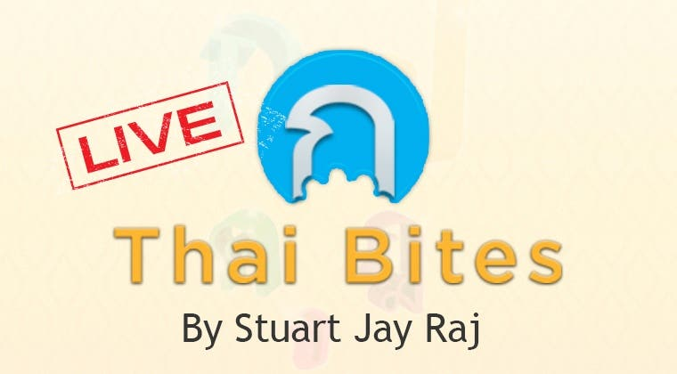 Thai Bites Live Webinars