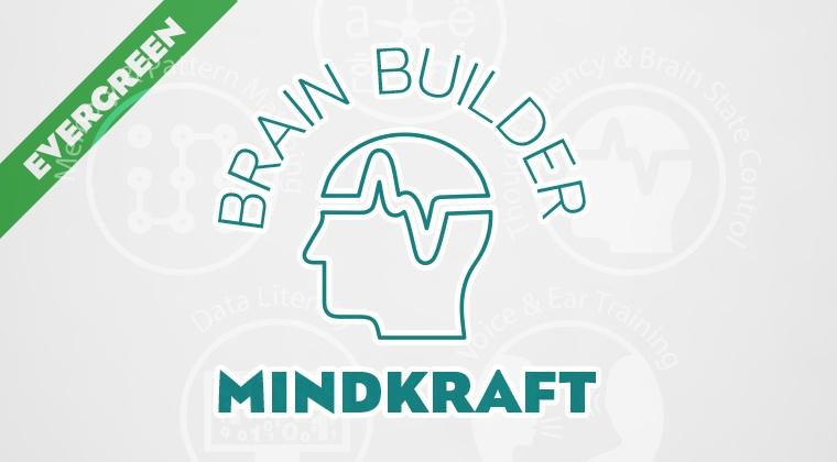 Mindkraft Language | Brain Builder I EVERGREEN