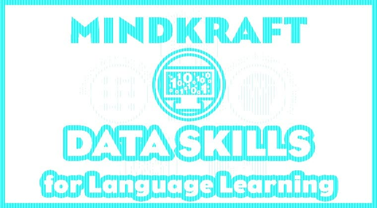 MINDKRAFT - Data Skills for Language Learning