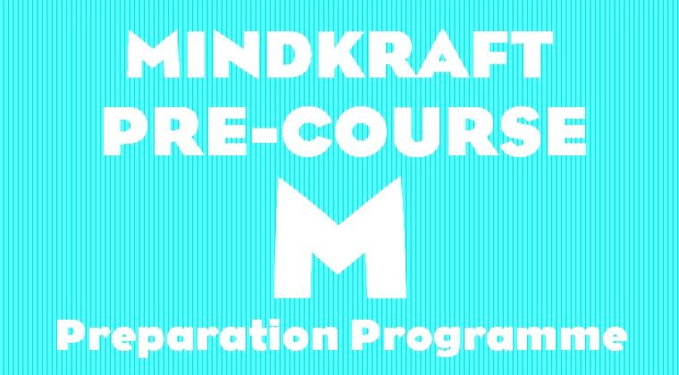 MINDKRAFT - Preparation Programme