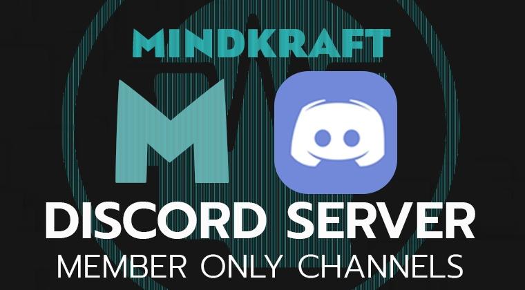 MINDKRAFT DISCORD Premium Channels