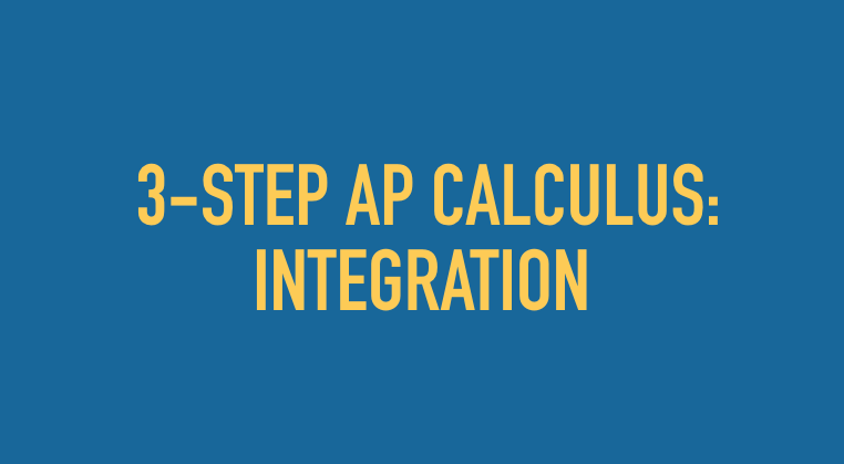 The 17 Essential Topics to Master Integration