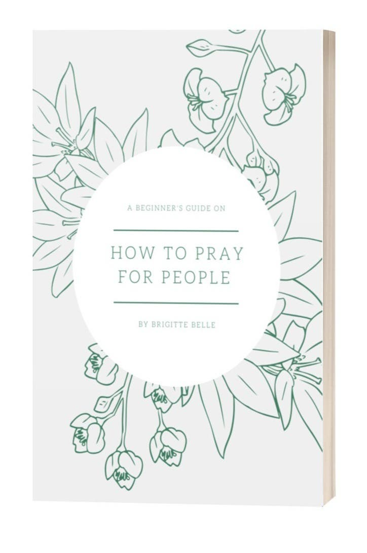 How to Pray For People