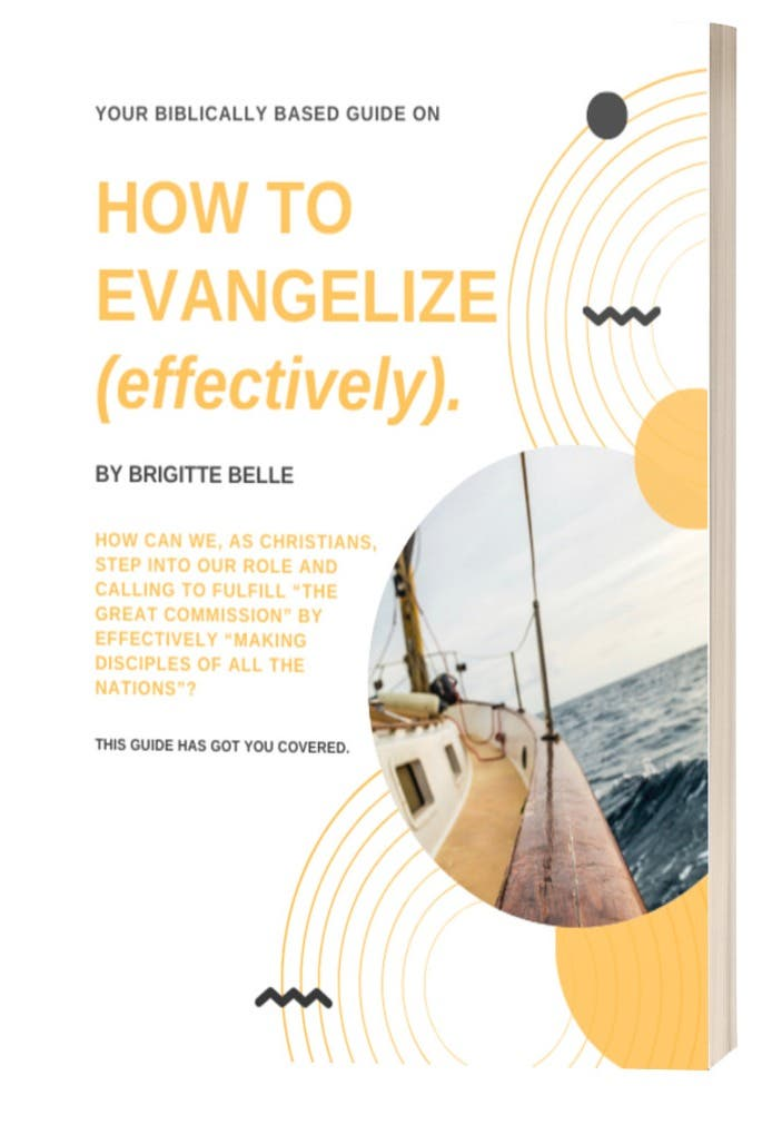 How to Effectively Evangelize