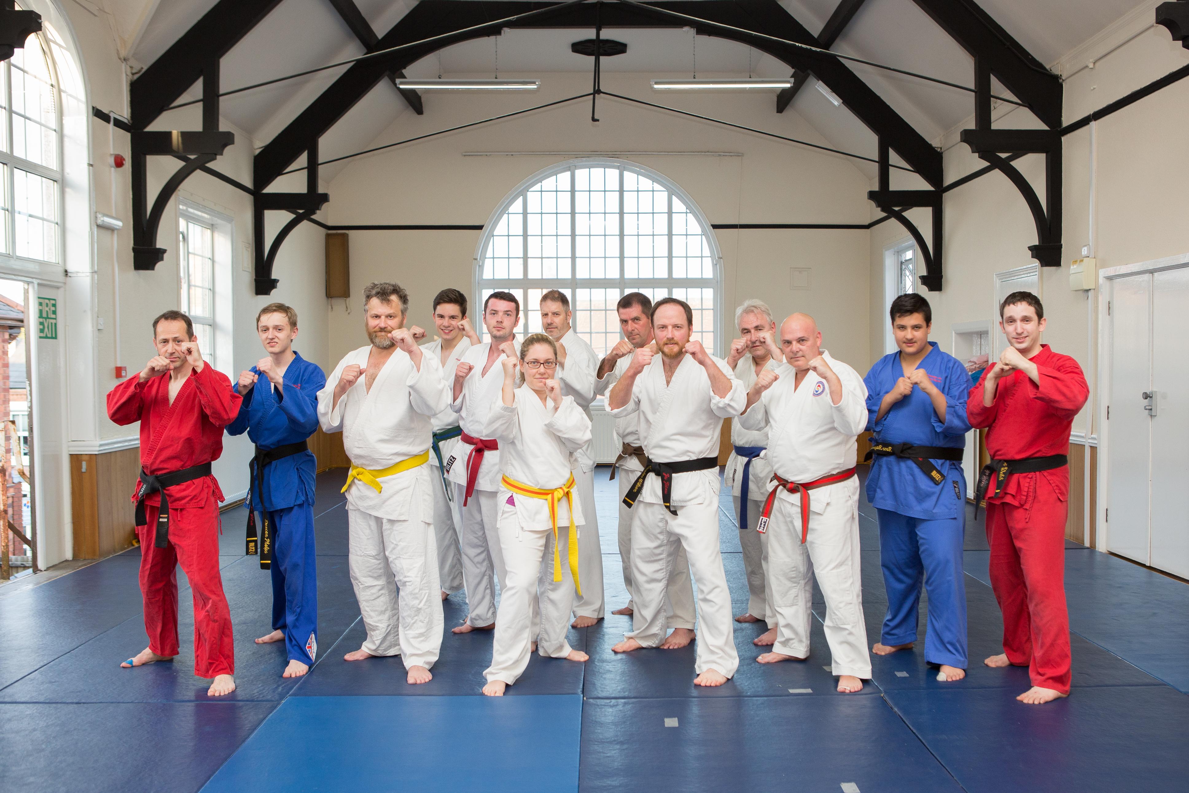 Welcome to LJJ Ju Jitsu Online