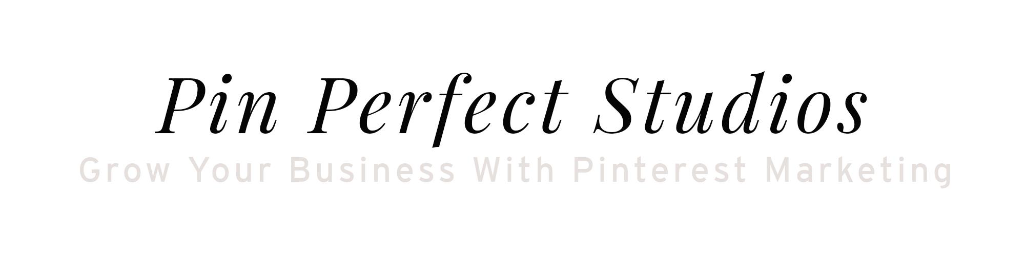 Pin Perfect Studios Courses