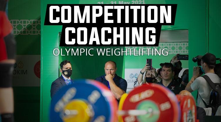Olympic Weightlifting Coaching Seminar