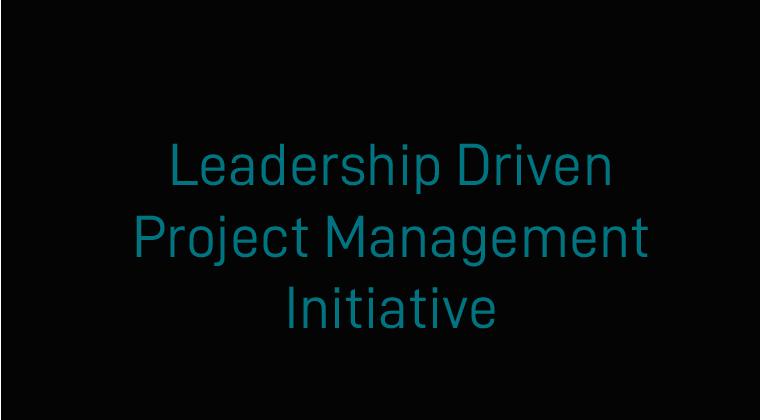 Leadership Driven Project Management - Platinum Access Pass
