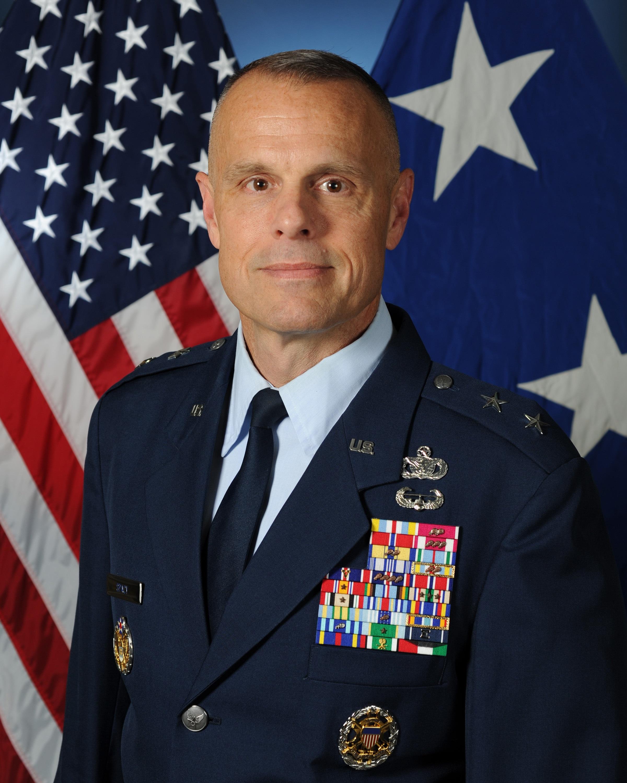 Maj Gen Spacey