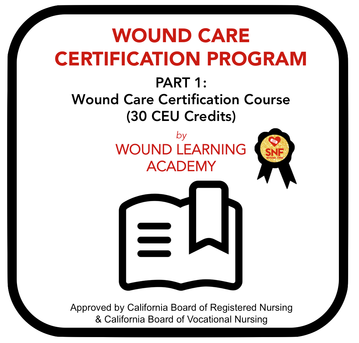 WOUND CARE CERTIFICATION - WSOC