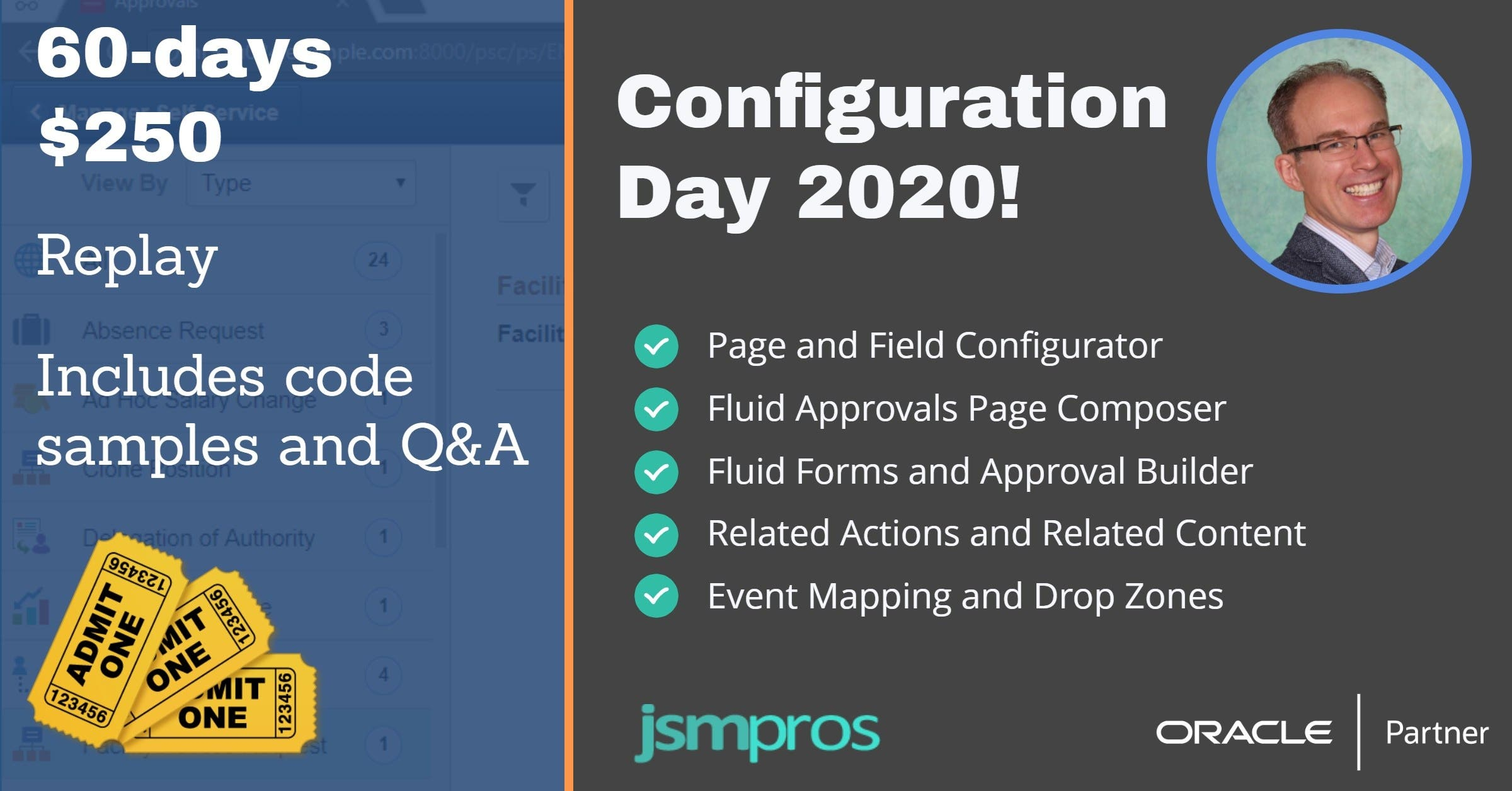 Configuration Day 2020 60-day Replay