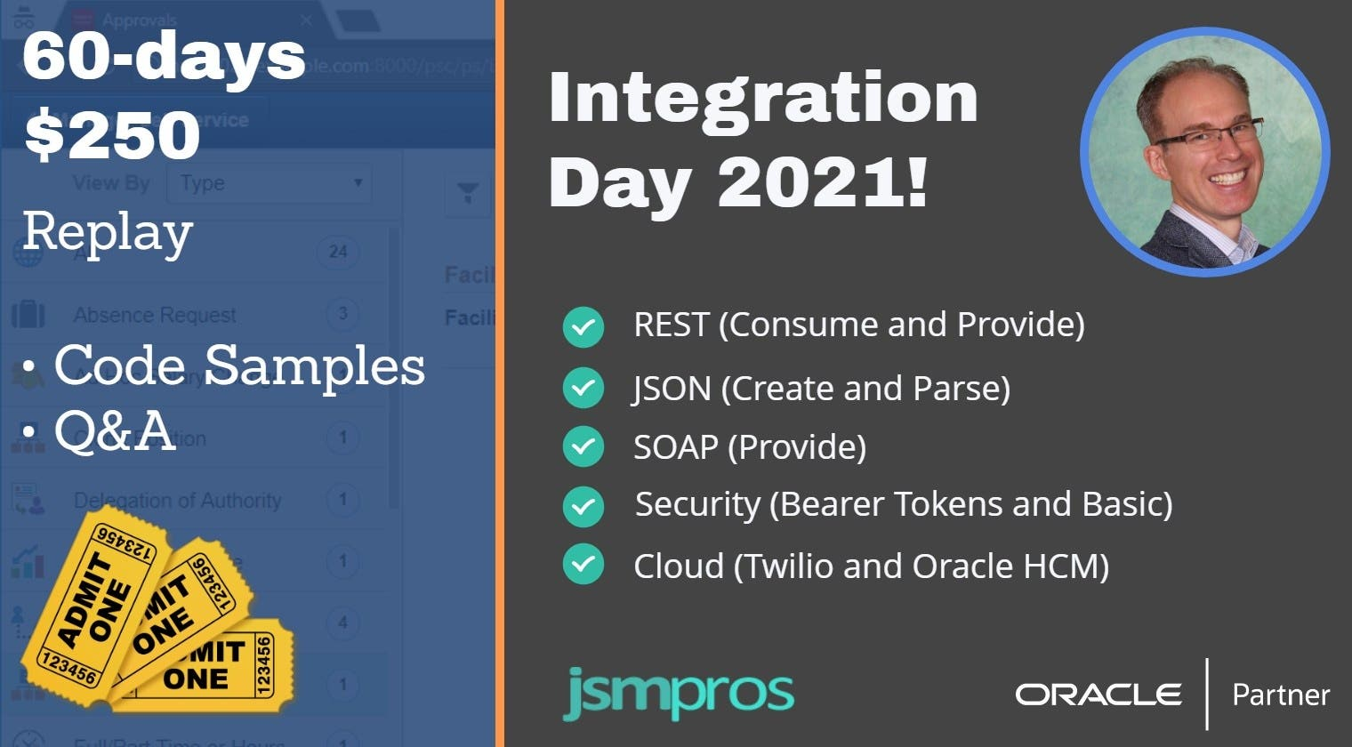 Integration Day 2021 60-day Replay
